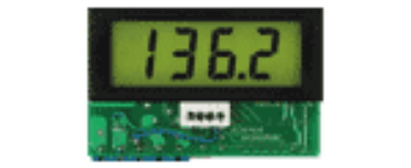 scalable digital panel meter